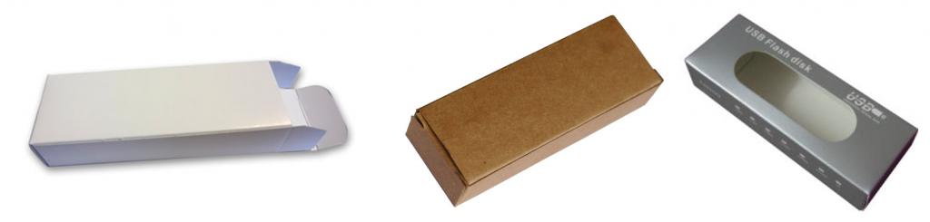 Emballage boîtes carton