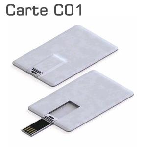 Carte C01 site