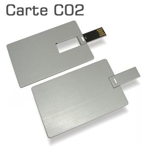 Carte C02 site