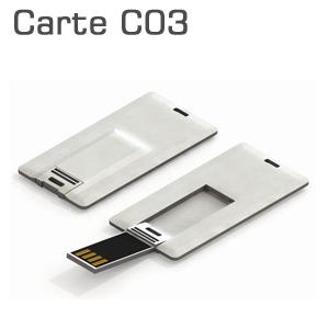 Carte C03 site