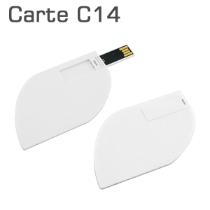 Carte C14 site
