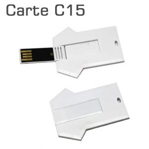 Carte C15 site