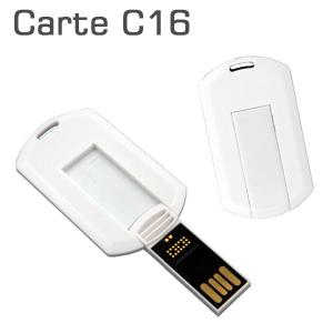 Carte C16 site