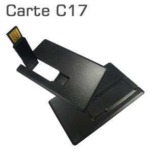 Carte C17 site