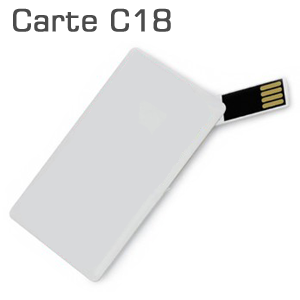 Carte C18 site