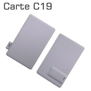 Carte C19 site