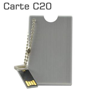 Carte C20 site