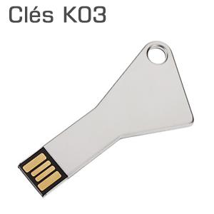 Clés K03 site