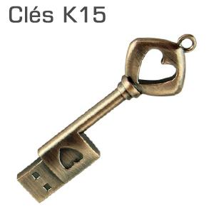 Clés K15 site