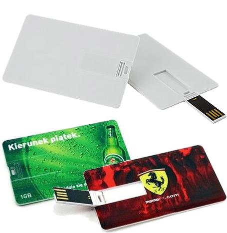 Carte USB De Visite